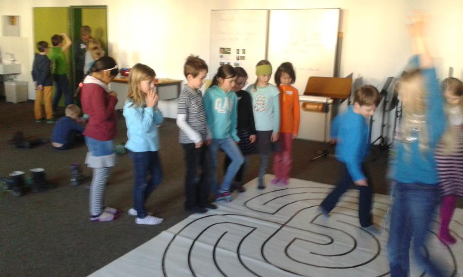 labyrinth musik